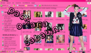 pack de oriana sabatini by Naitutoriales