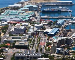 Cape Town Waterfront - mini by amigaboi