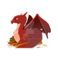 Dragon by Dil3mma