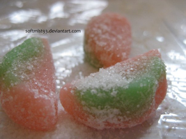 Watermelon Gummies by softmist93