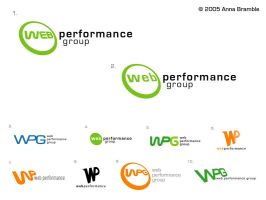 Web Performance Logo by AnnaBramble