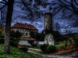 Fortification HDR by Risen-From-The-Ruins