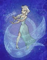 The cold never bothered me by enolianslave