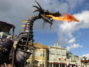 Fire Breathing Steampunk Dragon IMG 2794 by TheStockWarehouse