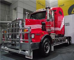 Kenworth T-659 Prime Mover by RedtailFox