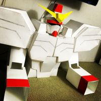 Gundam Wing: Heavy Arms (WIP 2) by d-slim