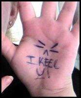 I Keel You ID by Loveforspikeandxande