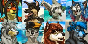 Summahtime Icons by Ifus
