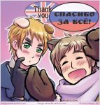 [APH] Happy Anniversary Poster (for Himaruya) by Margo-sama
