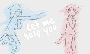 Let Me Help You by Arrow55555