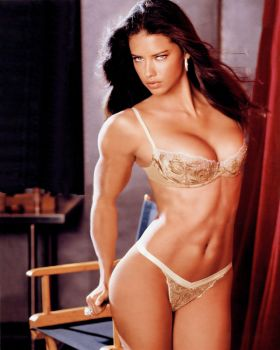 Adriana Lima by soccermanager