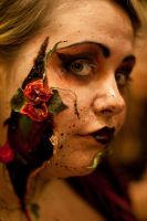 Crypticon makeup competition II by NightshadeBeauty