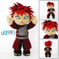 Gaara - Special Edition - SOLD by CyanRoseCreations