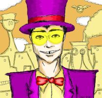 Welcome to Superjail by Valashard