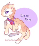 +re-auction+ Kitten Bells /CLOSED by bananamantis