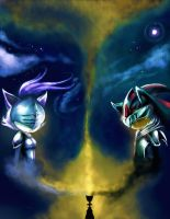 Shadow Blaze by Isabele4