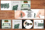 Steel Pulse CD Redesign by falm