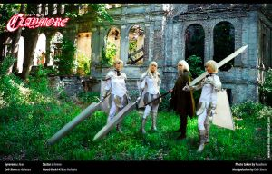 Claymore Cosplay Group by Evil-Siren