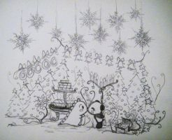 On the twelfth day of Christmas... by MelodicInterval
