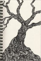 Twisted Tree by MeticulousTwin