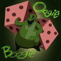 Oogie by ToxicCloudz
