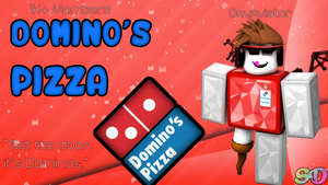 Domino's Pizza by SolutionDesigns