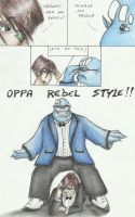 Oppa Rebel Style by CalebCornelia