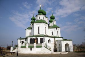 Russian men monastery stock #21 by croicroga