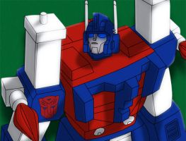 Ultra Magnus by NightyIcons
