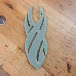 Dead Space Marker symbol: wax by GUILTY-SPARK343