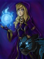 Summoner Beast Queen by BeastQueen