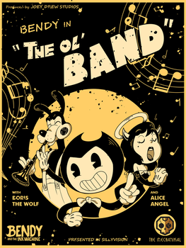 The Ol' Band by JozzGc