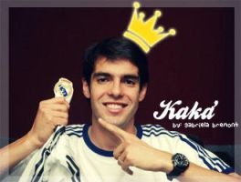Kaka real madrid escudo by gAvrieLa-BremOnt