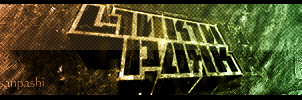 Sign Linkin Park logo by ROH2X