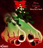 The Royal Mistletoes... by Sir-Bombers