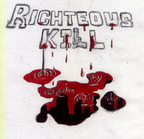 Righteous kill cover by juicethehedgehog