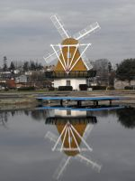 Oak Harbor: Windmill II by Photos-By-Michelle