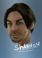 Shannon by Speck--Of--Dust
