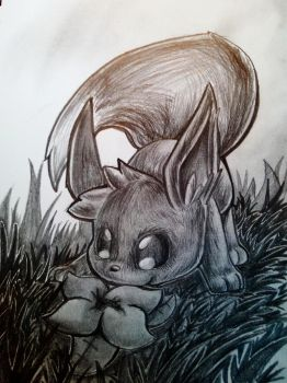 eevee by Linda-98