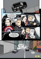Lost and Found- TCR/Avengers Crossover Comic Pg 6 by Saturn-Kitty