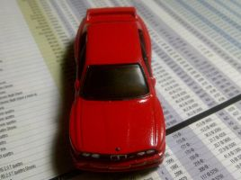 Hot Wheels BMW M3 E30 (custom) by And300ZX