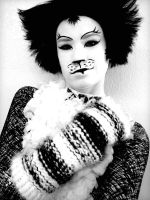 CATS -Mr. Mistoffelees Costume by shmemcat