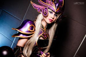 League of Legends - Syndra II by jiagold16