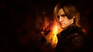 Leon Kennedy. Show me the way by push-pulse