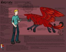 Ref - Mady - 2009 by GhostTheZombie