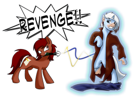 REVENGE! by tf-sential