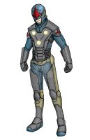Nova Corps Redesign by Jun89