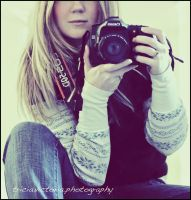 me + my canon by triciavictoria