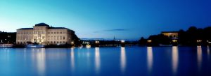 Stockholm Skyline by Hammond22