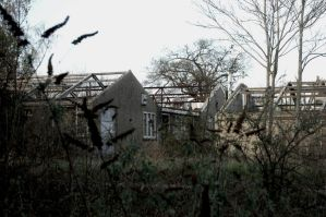 Location Shoot Zombie Apocalypse - The Location. by PanicProductionsFilm